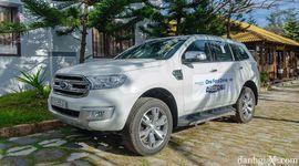 Đánh giá xe sơ bộ xe Ford Everest 2017